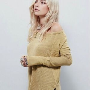 Free People Ventura Thermal Long Sleeve